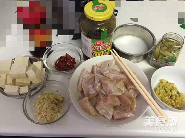 泡椒豆腐鱼的做法大全
