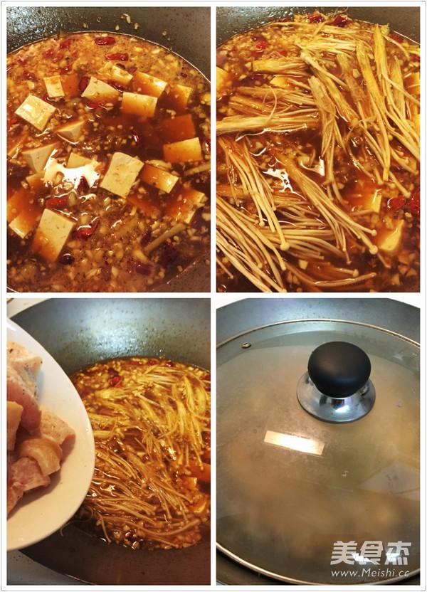 泡椒豆腐鱼的简单做法
