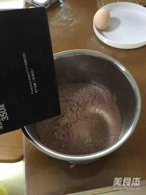 巧克力曲奇饼干的做法图解