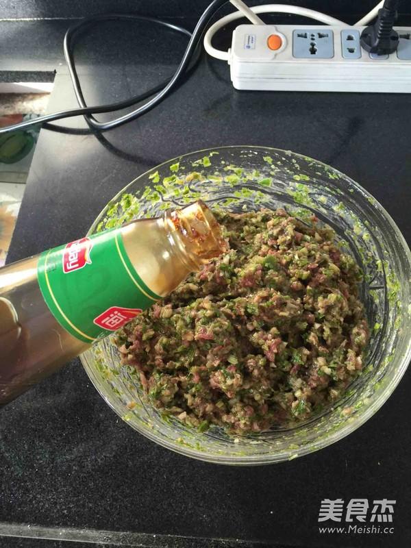 牛肉芹菜包子怎么煮