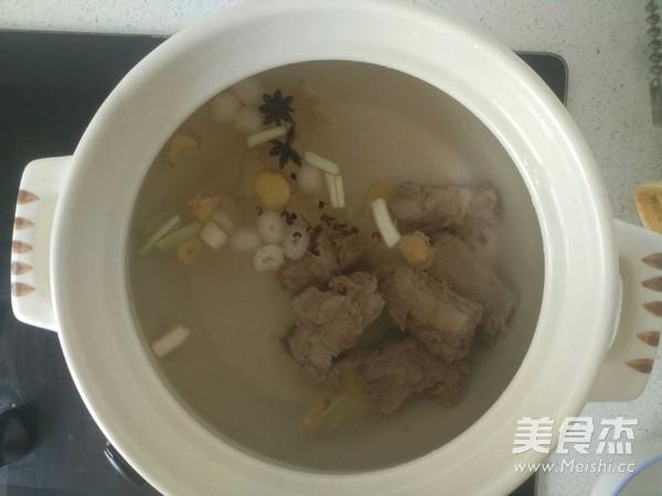 排骨小白菜丸子汤的家常做法