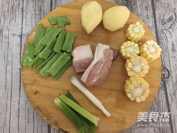 土豆炖油豆角的做法大全