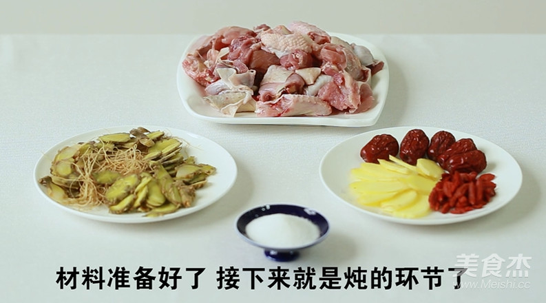 田七的做法——三七炖鸡怎么吃