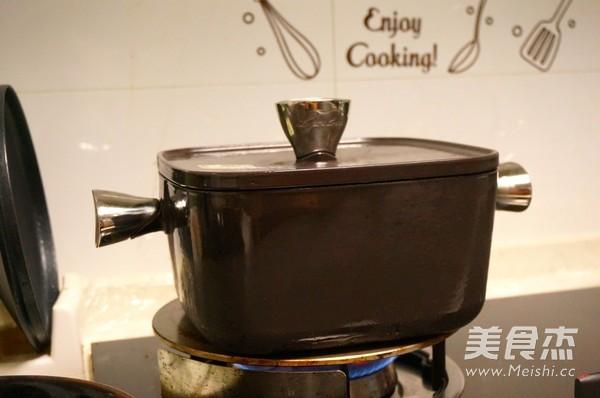 松茸烩饭配和牛卷怎么做