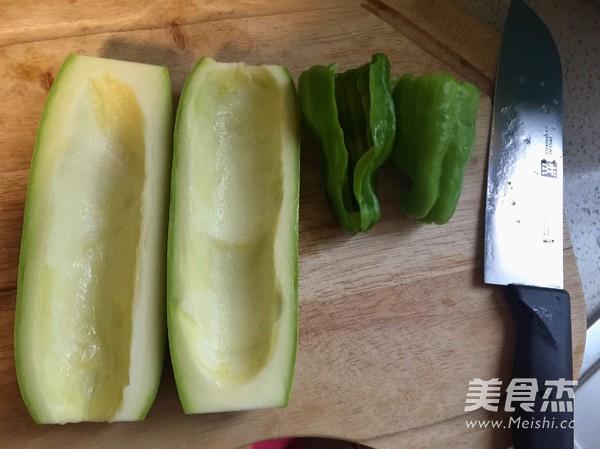 西葫芦炒肉的做法大全