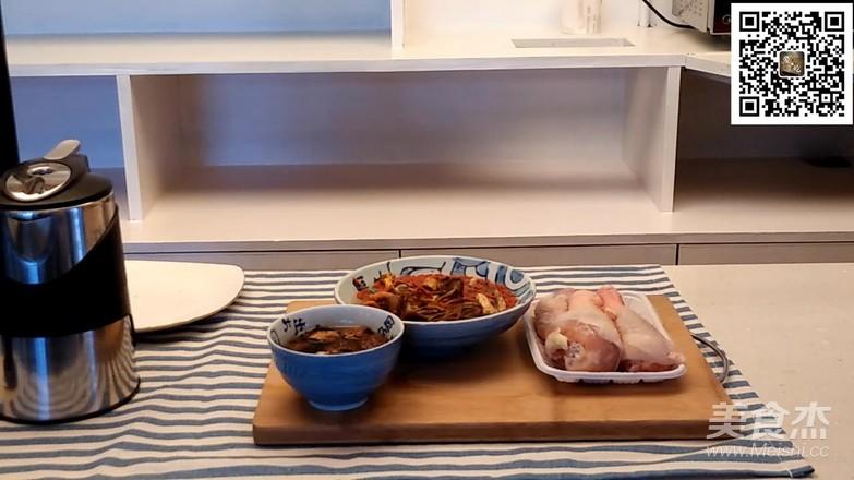松茸茶树菇鸡汤的做法大全