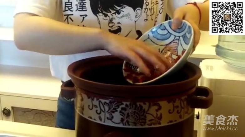 松茸茶树菇鸡汤的家常做法