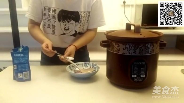 松茸茶树菇鸡汤的简单做法