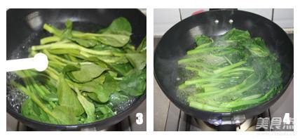 蚝油菜心的做法图解