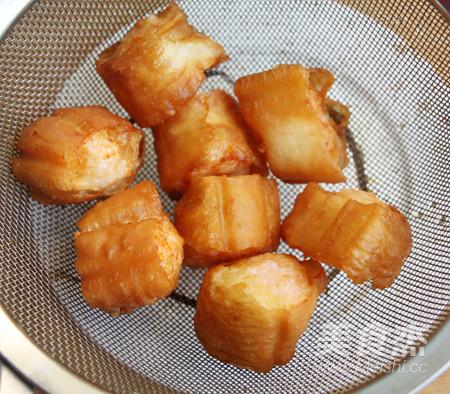 菠萝油条虾怎么煮