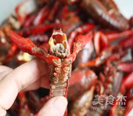 蒜香黄油烤小龙虾的做法大全