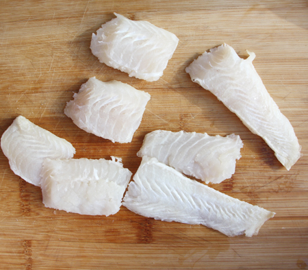 香煎龙利鱼沙拉的步骤