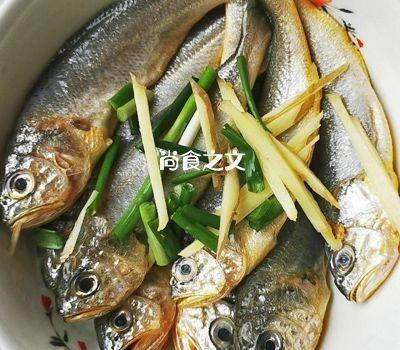香酥黄花鱼的简单做法