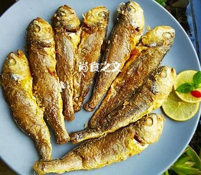 香酥黄花鱼怎样做