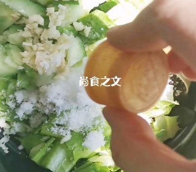 干豆腐素杂拌怎么炖