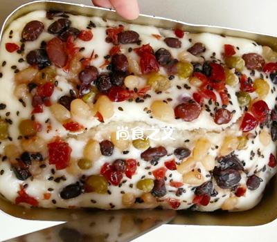 红豆蔓越莓米糕怎样做