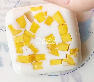 只需几步,做出春天的颜色之芒果奶冻怎样煸