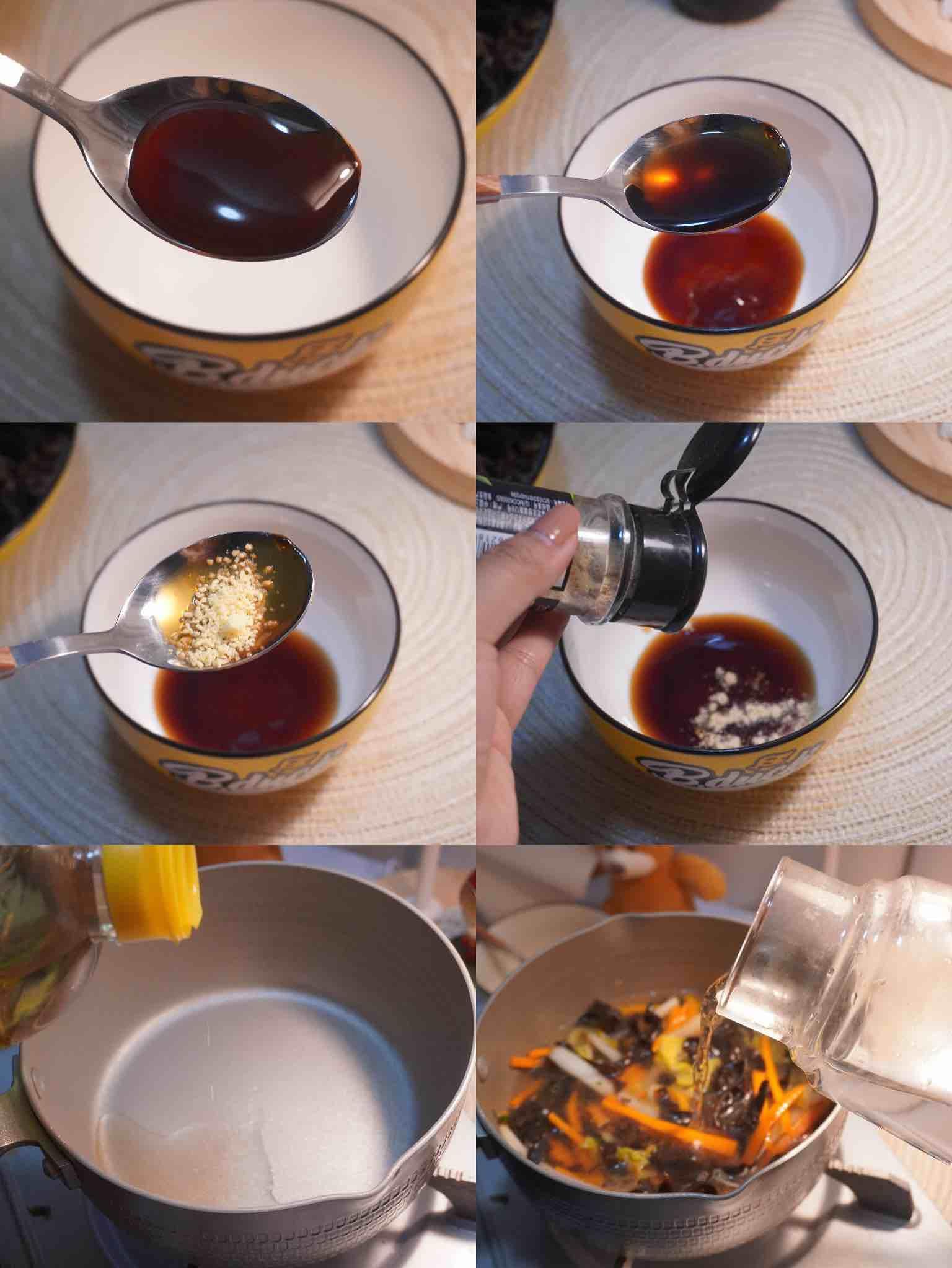 关晓彤同款解馋鲜辣汤的做法图解