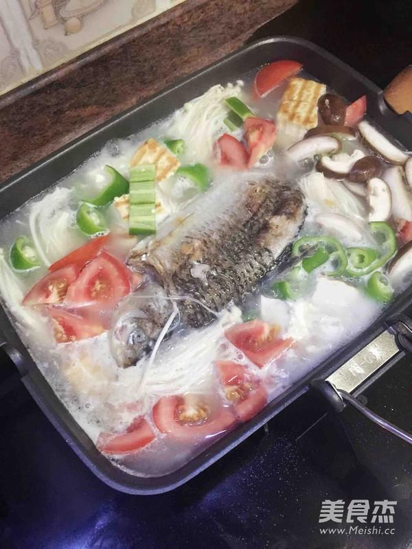 鲫鱼煮怎么吃