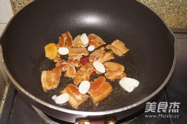 香煎五花肉怎么吃
