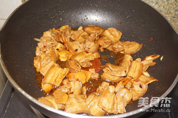 香煎五花肉怎么做