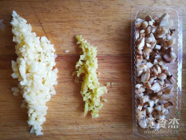 香菇滋润西兰花怎么吃