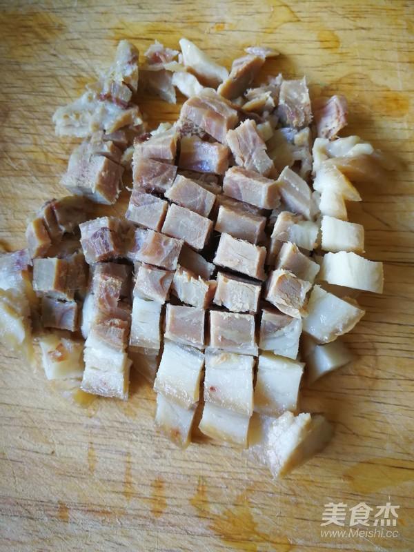 锡纸肉块金针蘑的家常做法