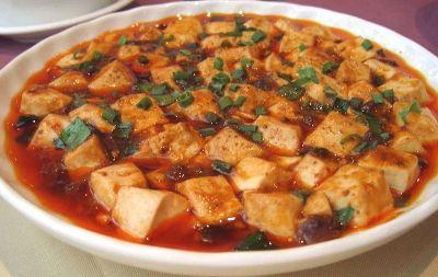 四川麻婆豆腐怎么吃