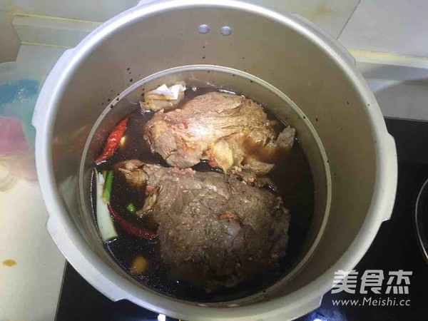酱驴肉怎么煮