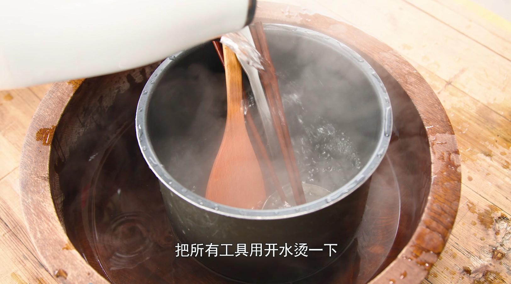 传统甜酒(醪糟)做法,和鸡蛋红枣一起喝,很养生怎么吃