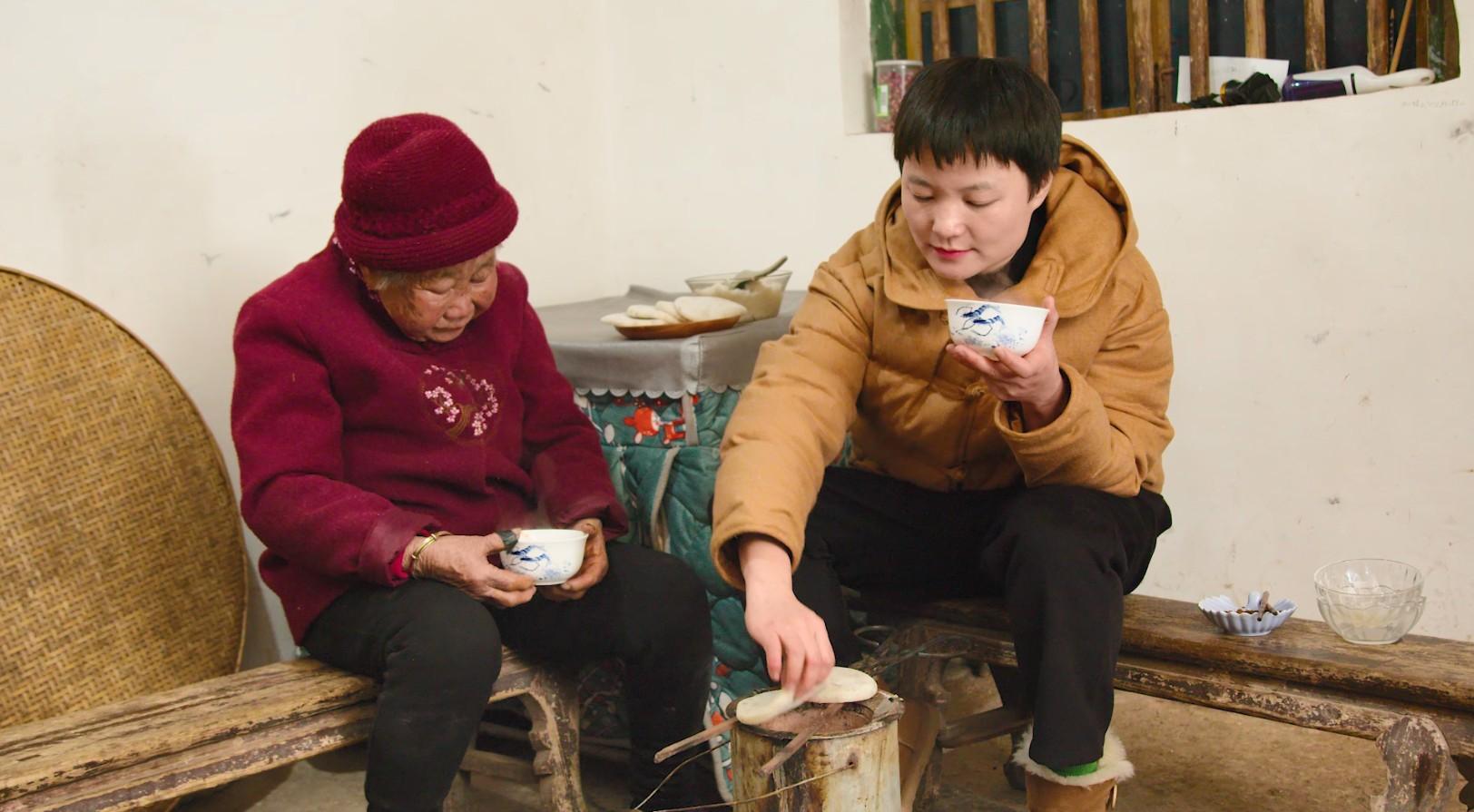 传统甜酒(醪糟)做法,和鸡蛋红枣一起喝,很养生的制作