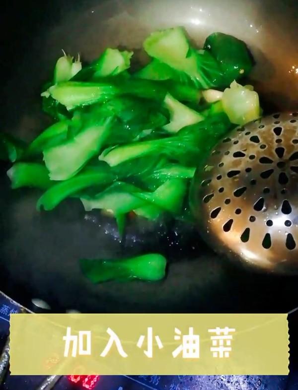 清炒小油菜怎么做