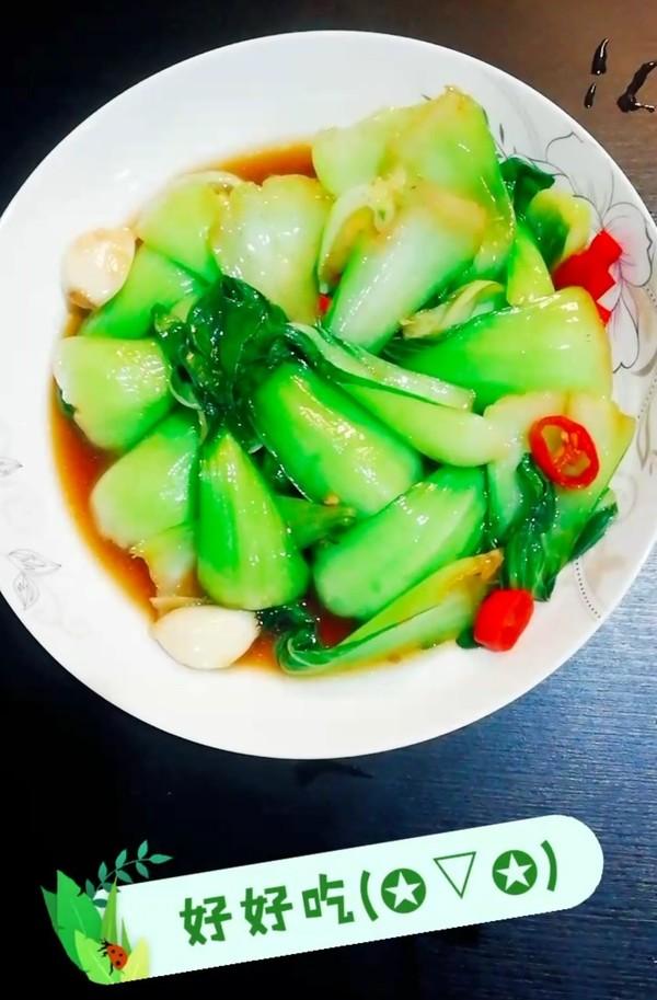 清炒小油菜怎么煮
