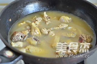 咖喱鸡饺子火锅怎么做