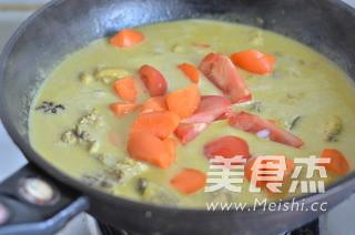 咖喱鸡饺子火锅怎么炖