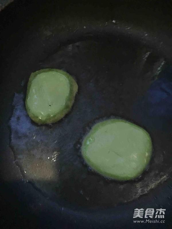 芥菜团子怎样炒