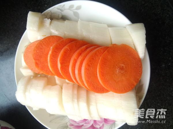 砂锅山药黄豆炖猪蹄怎么做