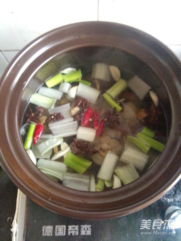 砂锅山药黄豆炖猪蹄怎么炖