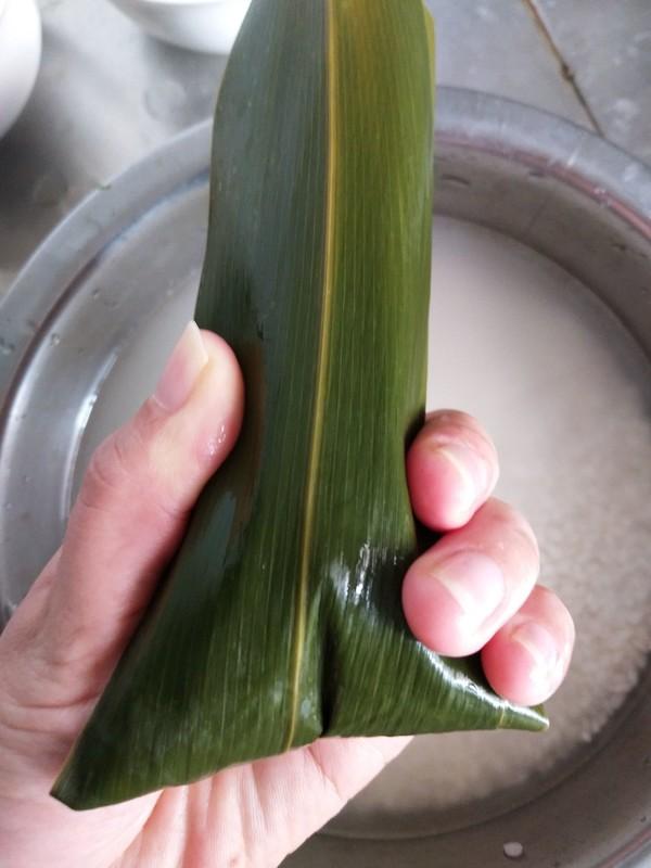蜜枣红豆粽怎么做
