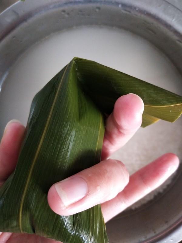 蜜枣红豆粽怎么炒