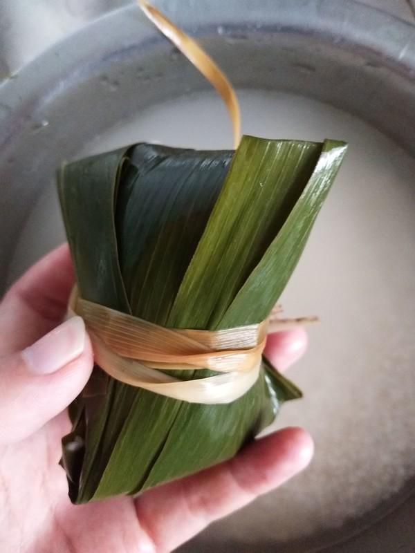 蜜枣红豆粽怎么煮