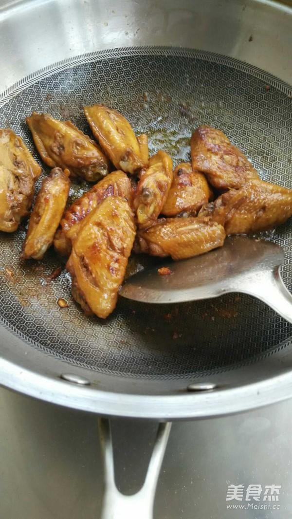 菠萝鸡翅怎样做