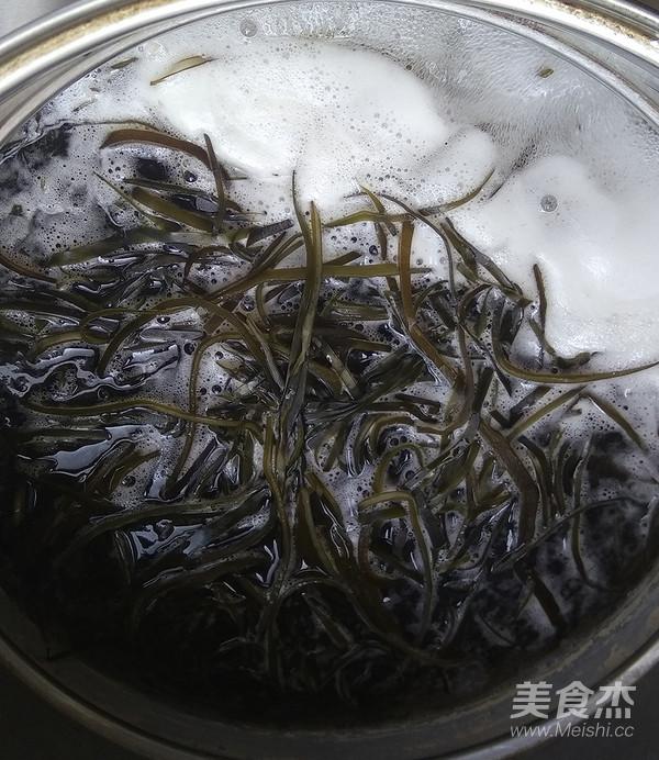 香辣海带丝的做法图解