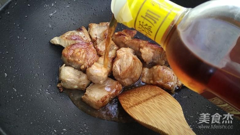 芋头烧排骨怎么煮