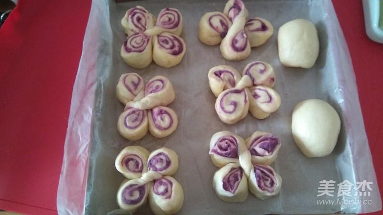 卷卷卷一朵紫薯花怎样煮