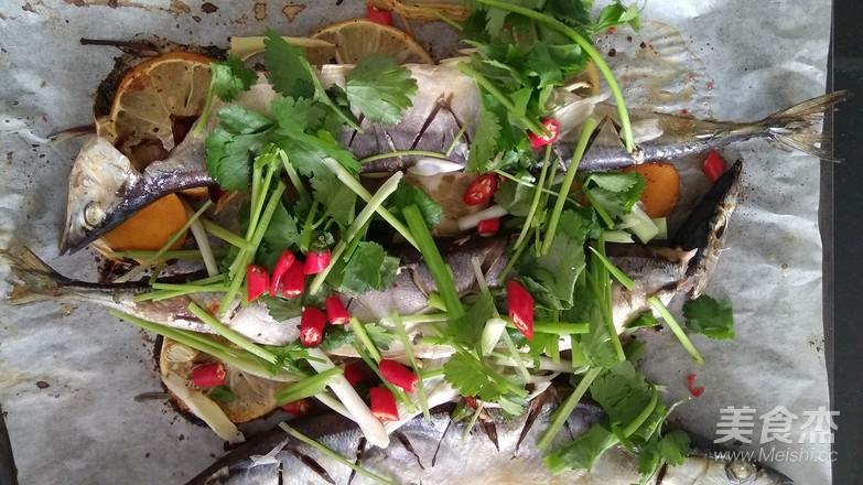 香烤秋刀鱼怎样做