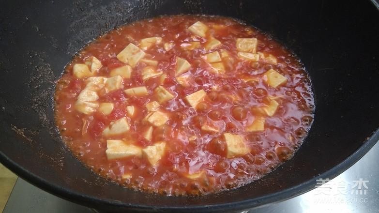 番茄豆腐怎么炖