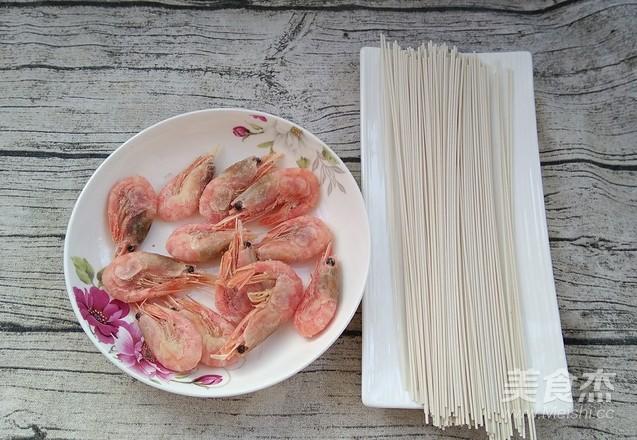 北极虾番茄面的做法大全