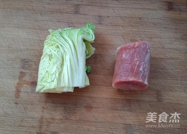 香辣白菜卷肉的做法大全