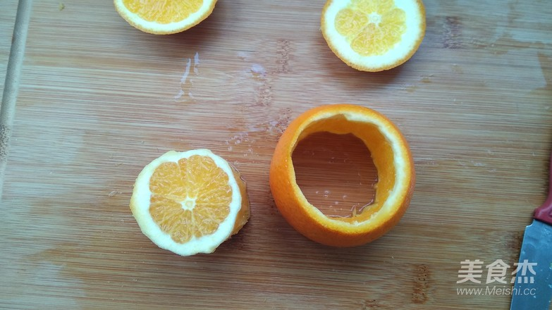 橙子拼盘的家常做法